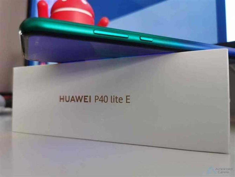 شارك وانطباعاتك الأولى Huawei P40 Lite E. عضو في عائلة P40 مقابل 229 يورو! 6