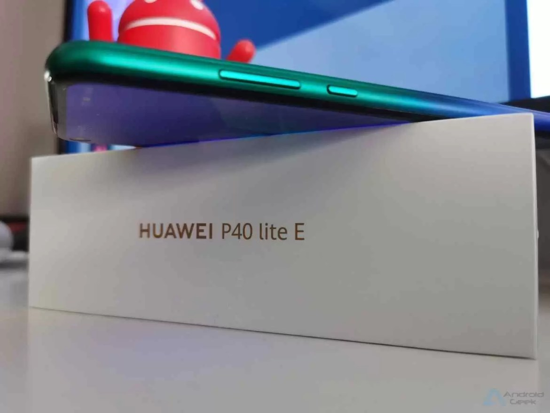 Hands On e primeiras impressões Huawei P40 Lite E. Um membro da família P40 por 229€! 6