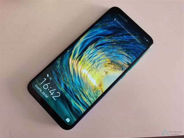 Hands On e primeiras impressões Huawei P40 Lite E. Um membro da família P40 por 229€! 4
