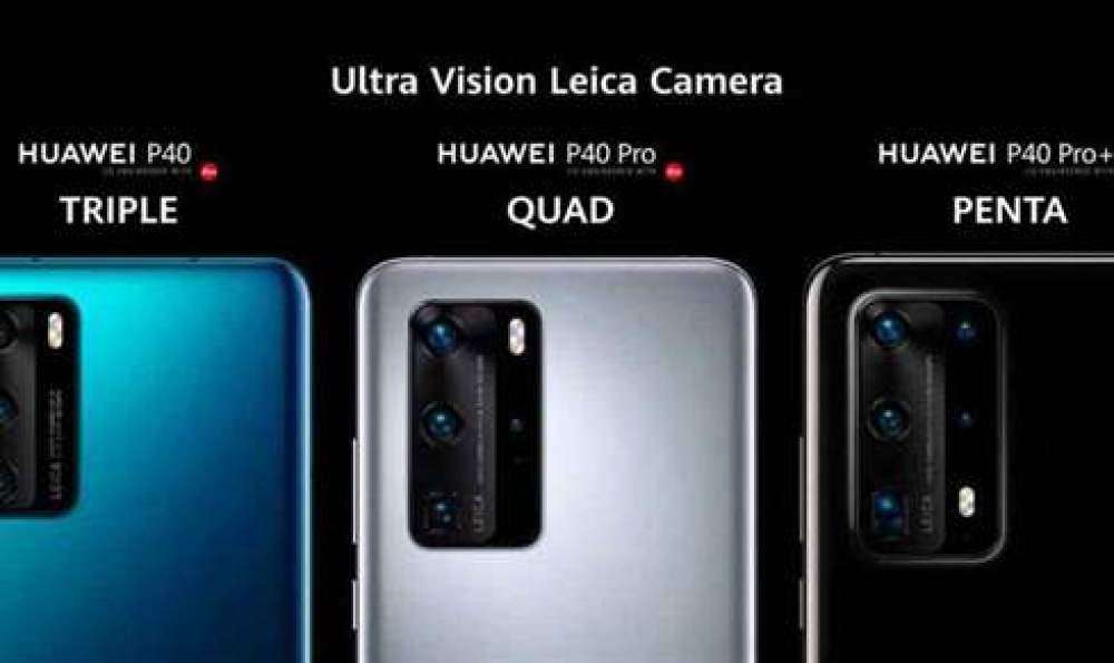 Huawei P40 Series vence prémios TIPA 2020 para Melhores Smartphones de Fotografia 1