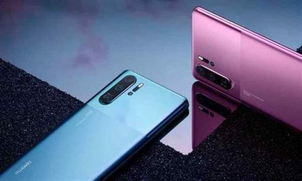 Huawei certifica 5 novos telefones 5G na China com carregamento de 40W 1