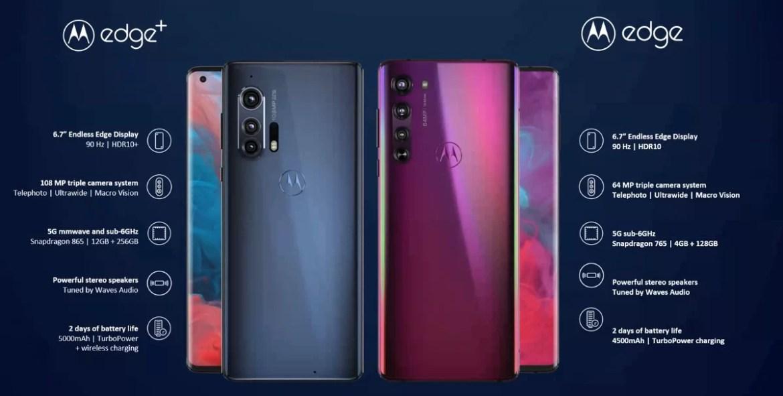 Motorola Edge Plus com um preço de 1199€ volta a tentar a sua sorte no mercado Premium 1
