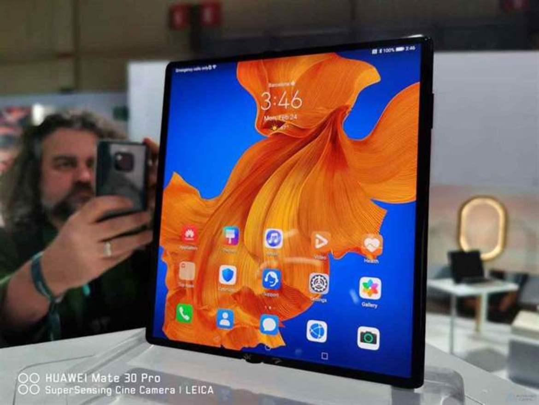 Análise Huawei Mate Xs. Os nossos sonhos tornados realidade 11