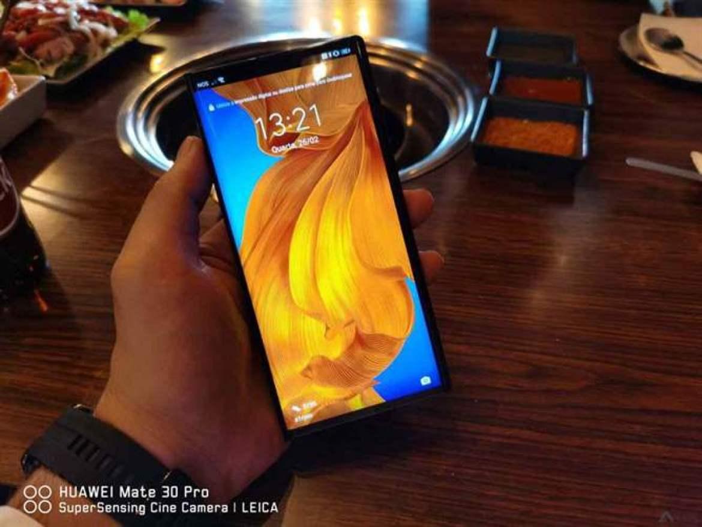 Análise Huawei Mate Xs. Os nossos sonhos tornados realidade 14