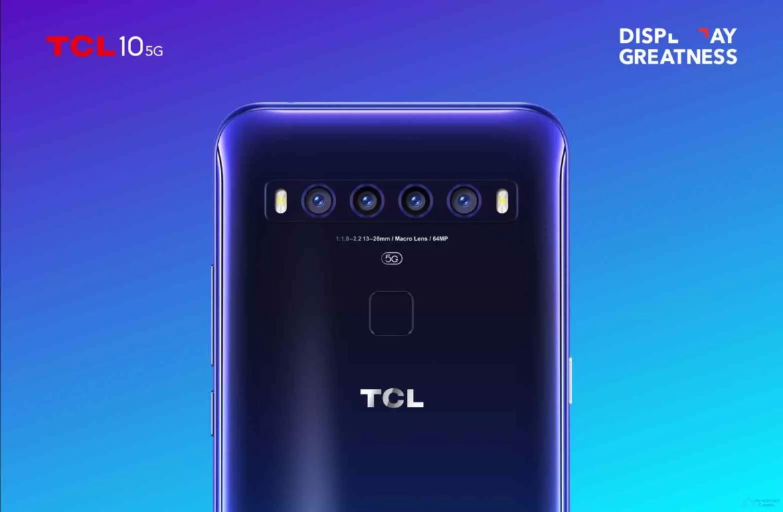 TCL expande a sua gama de telefones com a série TCL 10 13