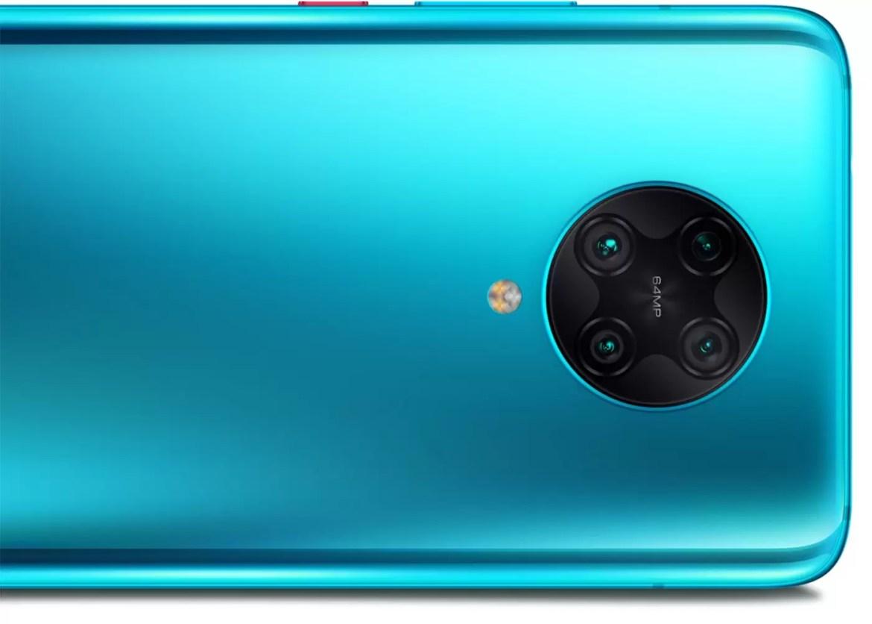 POCO F2 Pro, câmaras