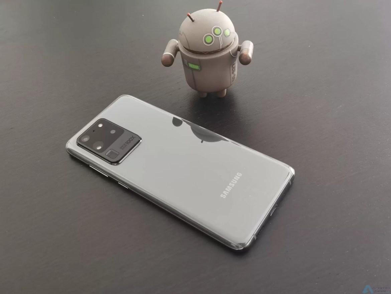 Análise Samsung Galaxy S20 Ultra: O poder dos números 8