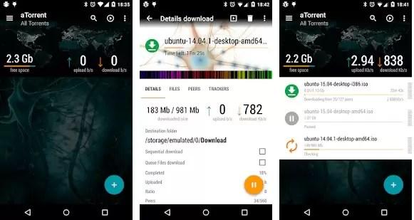 As melhores aplicações de torrent para smartphones 3