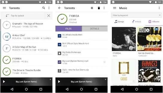 As melhores aplicações de torrent para smartphones 1