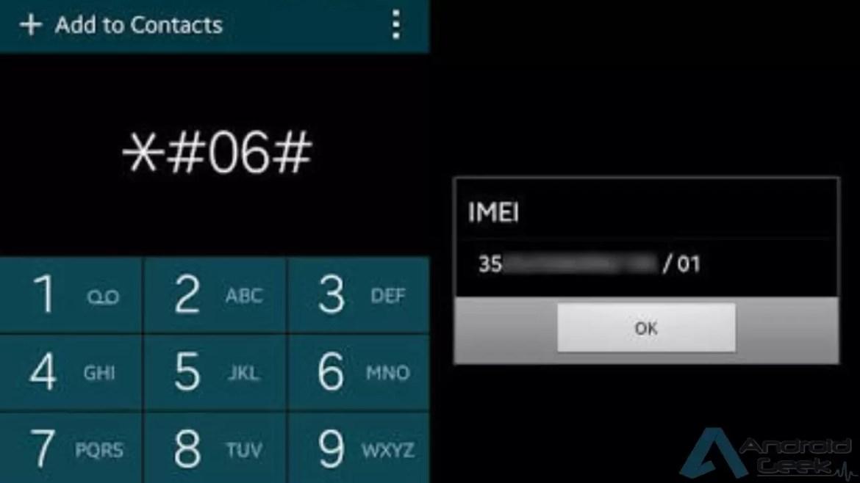 Como saber o número IMEI do vosso smartphone 3