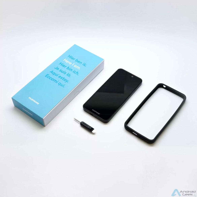 Fairphone 3 – um smartphone sustentável e modular está disponível na NOS 3