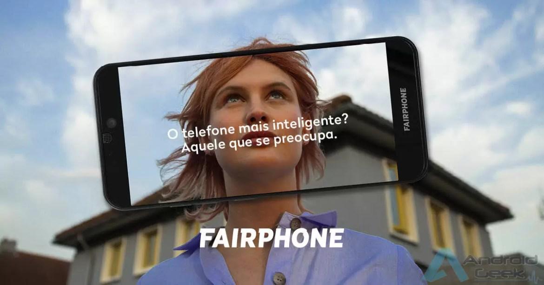 Fairphone 3 – um smartphone sustentável e modular está disponível na NOS 2