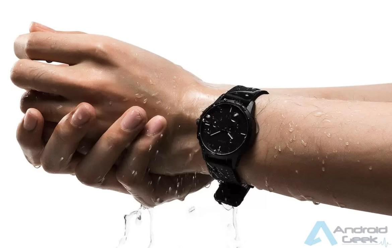 Já conhecem o Lenovo Watch 9 um smartwatch clássico com bateria para 240 dias! 3