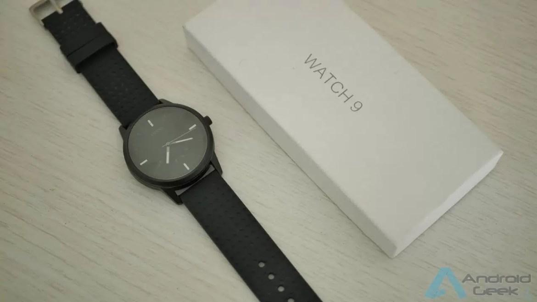 Já conhecem o Lenovo Watch 9 um smartwatch clássico com bateria para 240 dias! 2