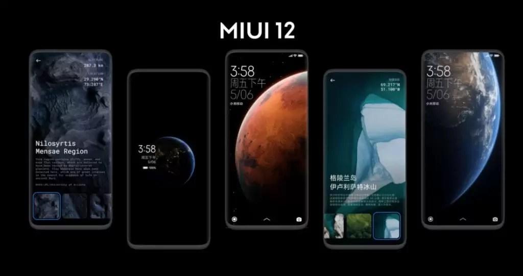 Xiaomi agenda o lançamento global da MIUI 12 para 19 de maio 1