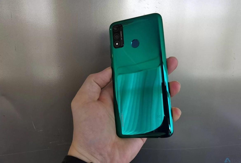 Primeiras impressões Huawei P Smart 2020. Um novo smartphone Huawei com serviços Google 6