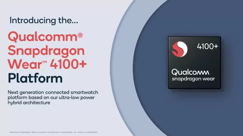 Snapdragon Wear 4100