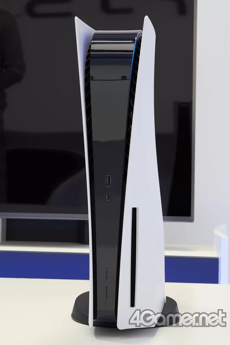 Imagens ao vivo do PS5 vazaram e é ENORME!