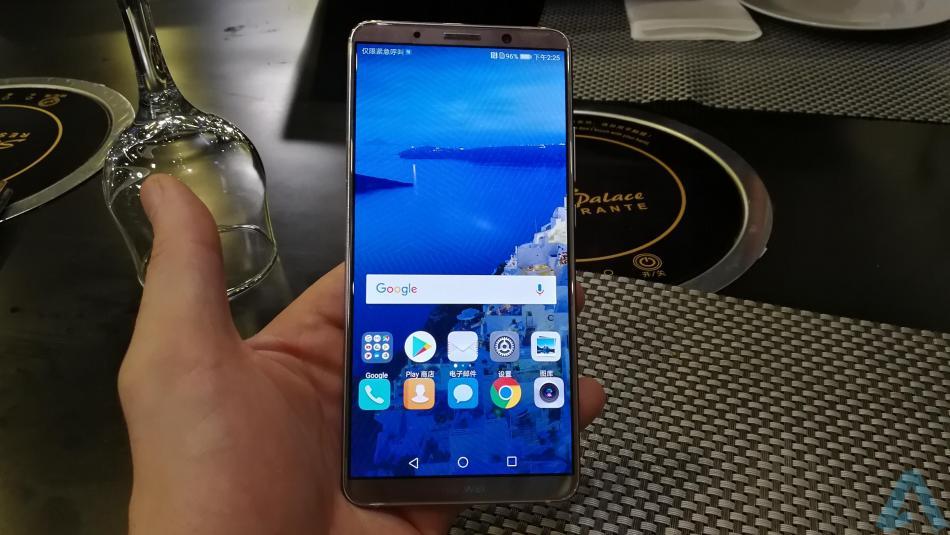 Hands On Huawei Mate 10 Pro a nova besta da empresa chinesa image
