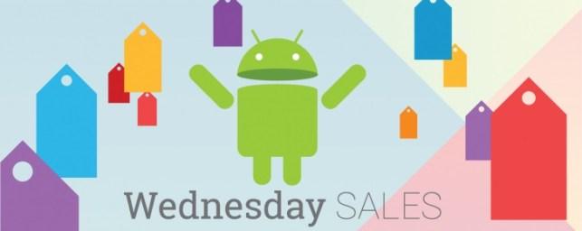 Wednesday Sales