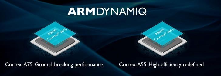 ARM anuncia Cortex-A75, Cortex-A55 e Mali-G72 1