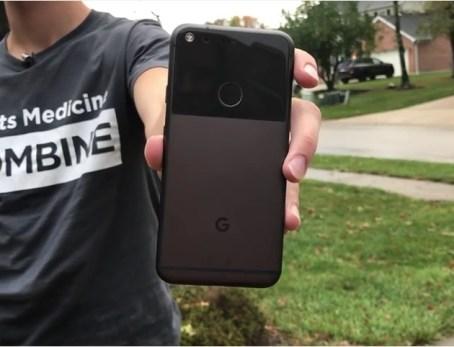 Google Pixel e Pixel XL com problemas no microfone 1