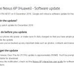 %name Versão final do Android 7.1 Nougat deverá ser lançada a 6 de Dezembro image