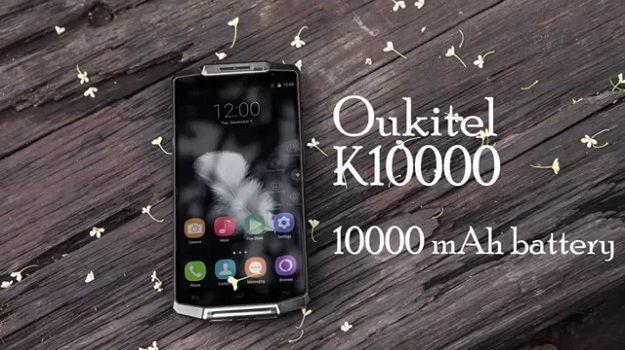 OUKITEL Official Store: Flash Sale de Aniversário começa hoje 3