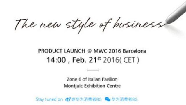 0B5CUt KUpXFUYmdnbmRDZzJDU2s Huawei deverá apresentar o Matebook no MWC 2016 image