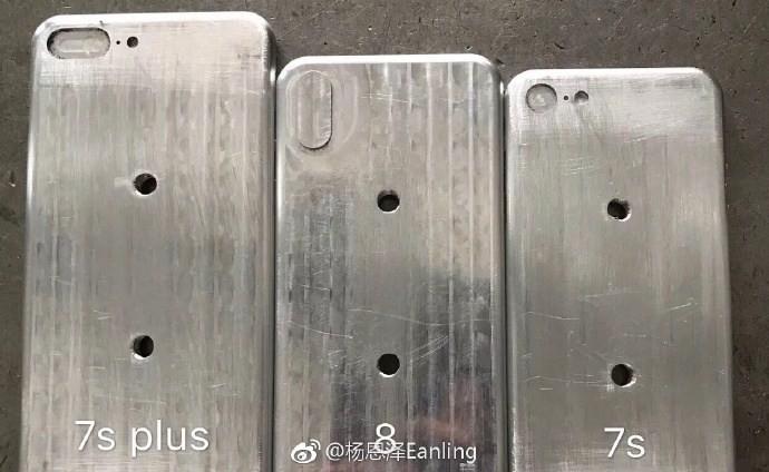 iPhone 7s Plus é gigante comparado com o iPhone 7 e iPhone 8 1