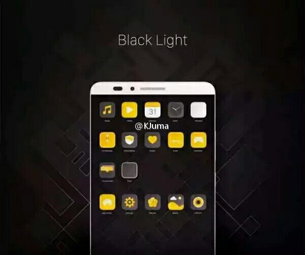 EMUI 5.0 da Huawei deverá ser focada nas cores 6