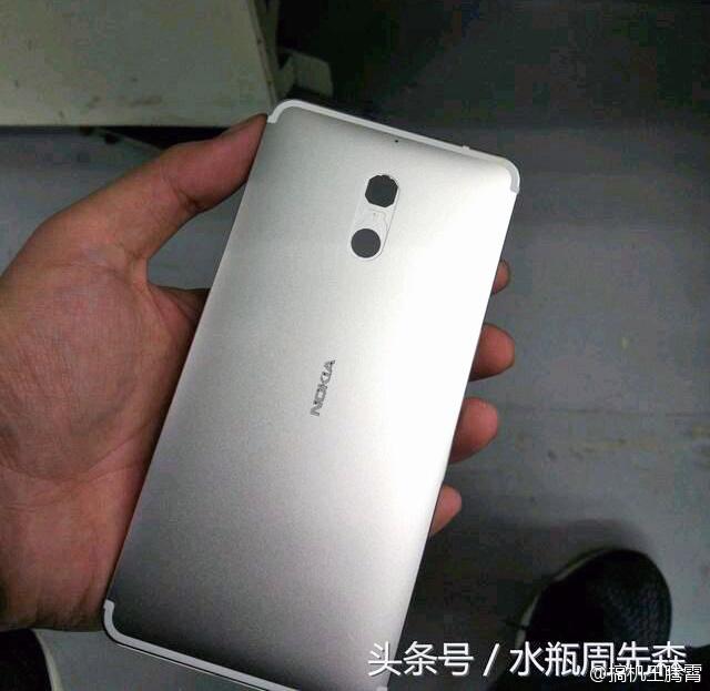 0B5CUt KUpXFUd3hmNG1rcUFuYlE Imagens reais da traseira de um smartphone Nokia surgem na web image
