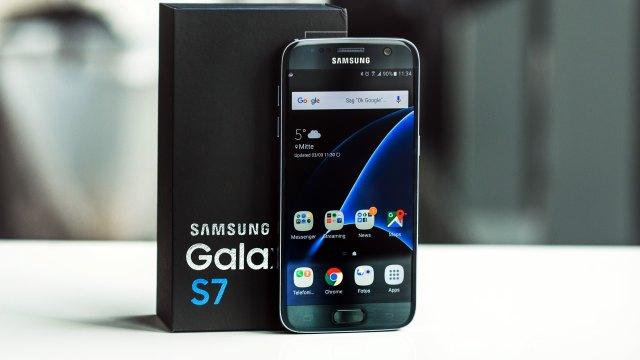 Samsung já vendeu mais de 55 milhões de unidades dos Galaxy S7 e Galaxy S7 Edge 1