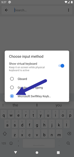 change keyboard on android 261220 1