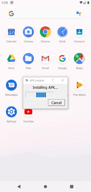 install apk in android emulator 271220