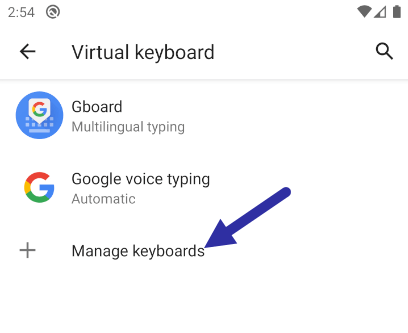 manage keyboards in android 261220