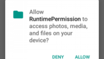 Runtime Permission in Pre-Marshmallow - Android Gig