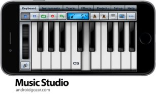 Music Studio 2.0.0 Unlocked download complete music production environment software (DAW) + data