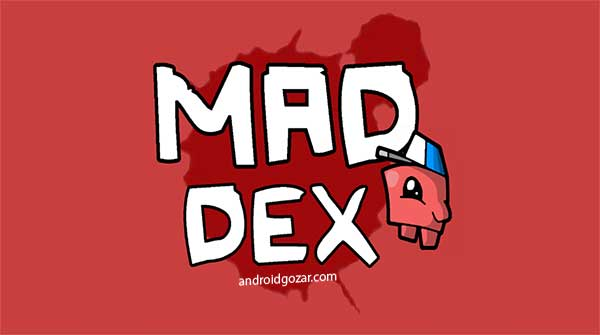 Mad Dex 2 1.0.9 platform game Mad Dax 2 + mode