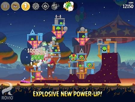 Angry Birds Seasons v6.2.1 MODS (Unlimited Items / Unlock ...