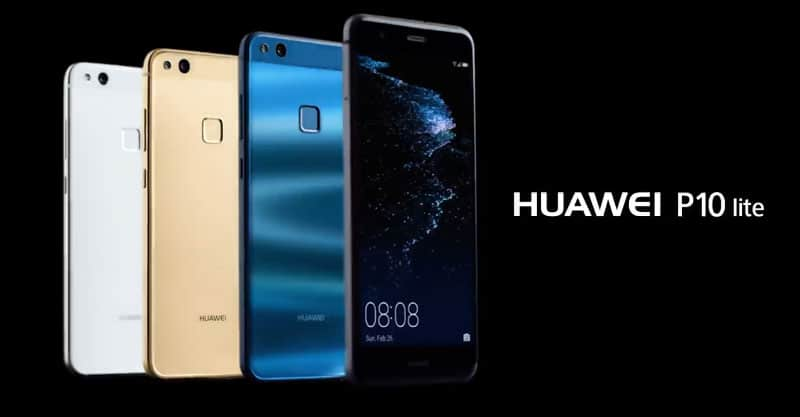 How to Root Huawei P10 Lite and install TWRP custom recovery