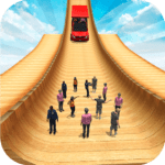 Biggest Mega Ramp With Friends – Car Games 3D 1.08 APK MOD Unlimited Money