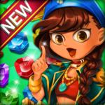 Jewel Voyage Match-3 puzzle 1.0.6 APK MOD Unlimited Money
