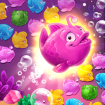Mermaid – treasure match-3 2.41.0 APK MOD Unlimited Money