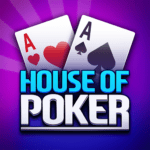 Texas Holdem Poker House of Poker 1.2.1 APK MOD Unlimited Money