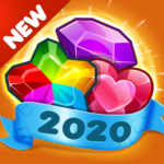 Addictive Gem Match 3 – Free Puzzle Games 5.3.4 APK MOD Unlimited Money