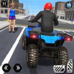 ATV Quad Bike Simulator 2020 Bike Taxi Games 3.5 APK MOD Unlimited Money