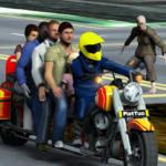 Bus Bike Taxi Driver Transport Driving Simulator 2.4 APK MOD Unlimited Money