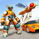 Mosquito Robot Car Game – Transforming Robot Games 1.0.8 APK MOD Unlimited Money