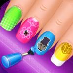 Nail Salon princess 1.0.9 APK MOD Unlimited Money